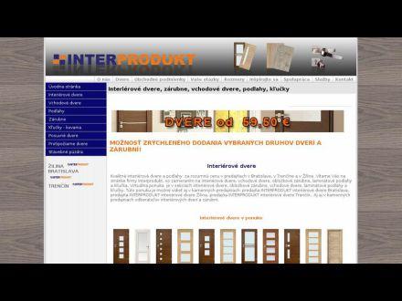 www.interprodukt.sk
