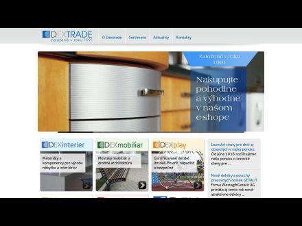 www.dextrade.sk