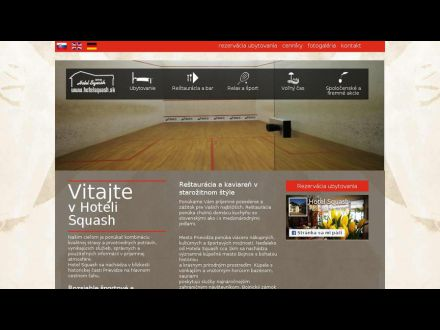 www.hotelsquash.sk