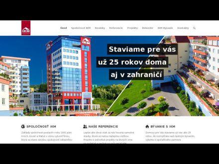 www.ikm.sk