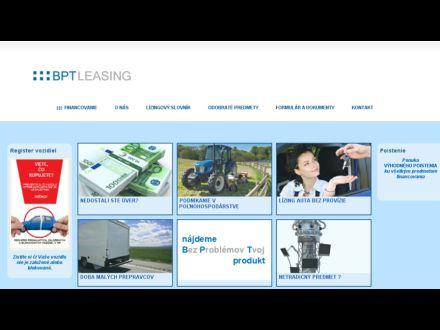 www.bptleasing.sk