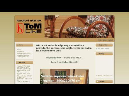 www.tom-line.sk