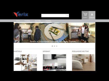 www.verix.sk