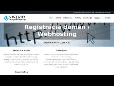 www.bestwebhosting.sk