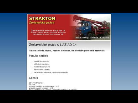 www.strakton.sk