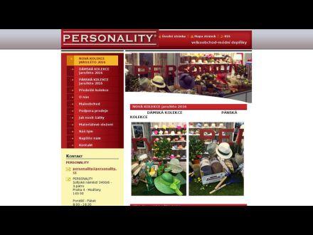 www.personality.cz