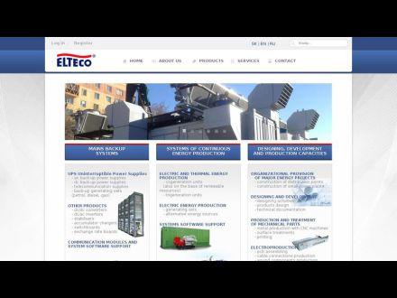 www.elteco.sk