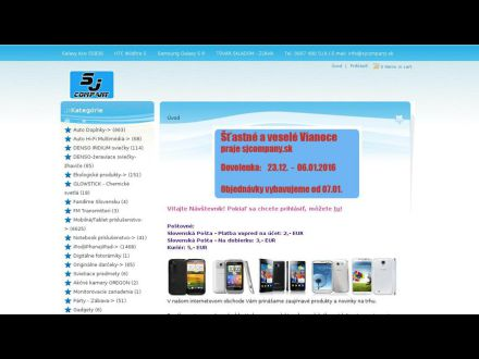 www.sjcompany.sk