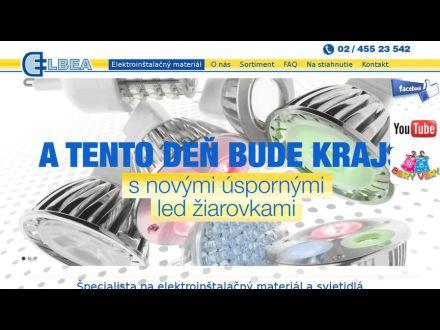 www.elbea.sk