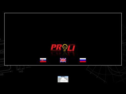 www.proli.sk