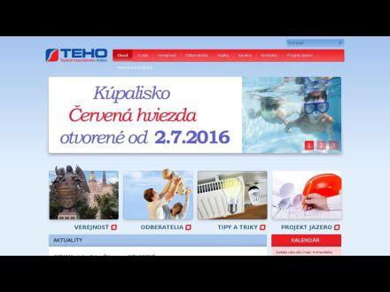 www.teho.sk
