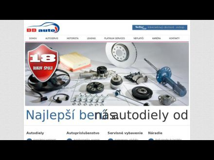 www.ddauto.sk