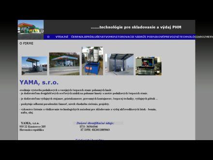 www.yama.weblahko.sk