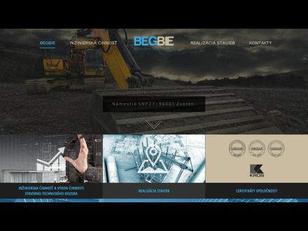 www.begbie.sk