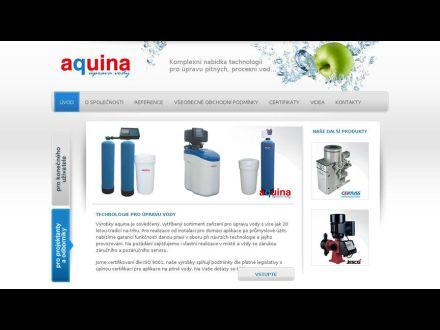 www.aquina.cz