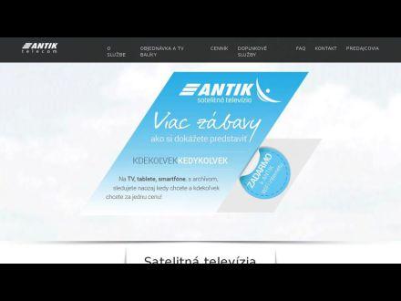 www.antiksat.sk
