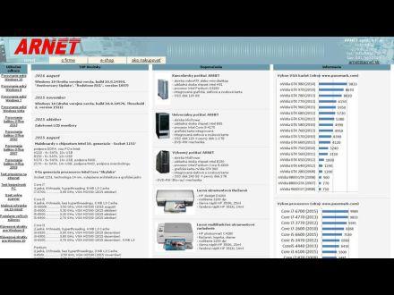 www.arnet.sk
