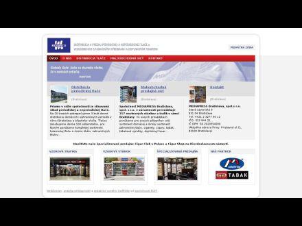 www.mediapress.sk