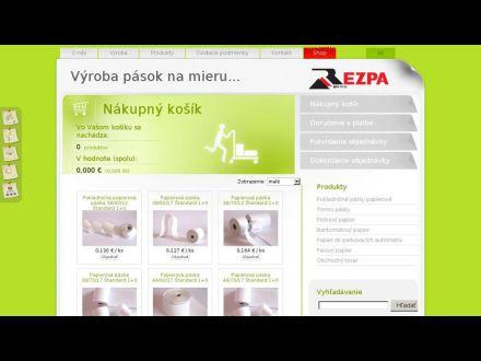 www.rezpa.sk
