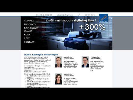 www.ultraprint.eu