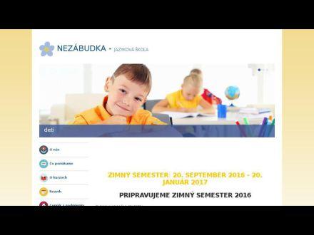 www.nezabudka.info