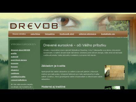 www.drevob.sk