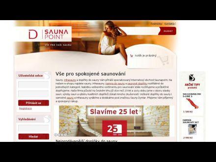 www.saunapoint.cz