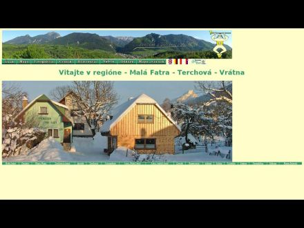 www.mala-fatra.sk