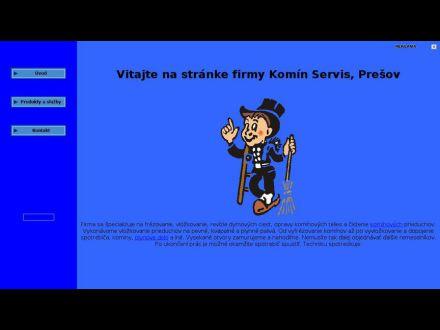 www.kominservis.szm.sk