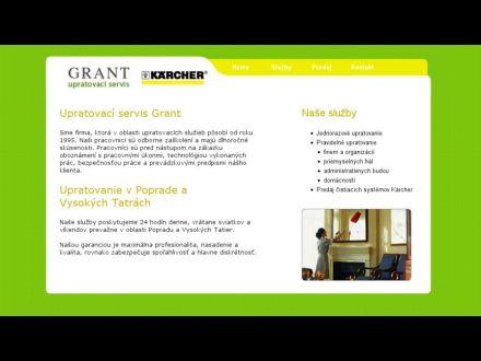 www.upratovanie-grant.sk
