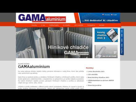 www.gamaaluminium.sk