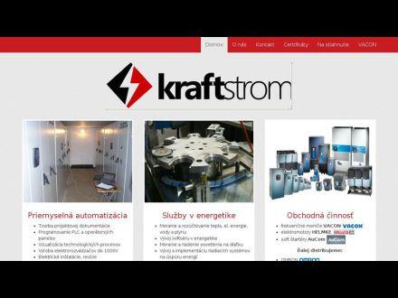 www.kraftstrom.sk