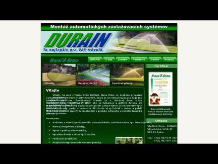 www.durain.sk