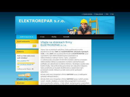 www.elektrorepar-sk.sk