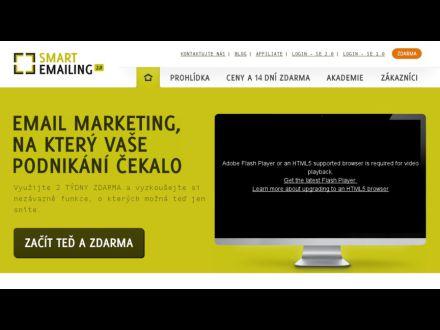 www.smartemailing.cz