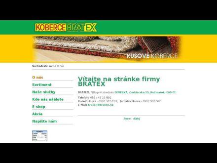 www.bratex.sk