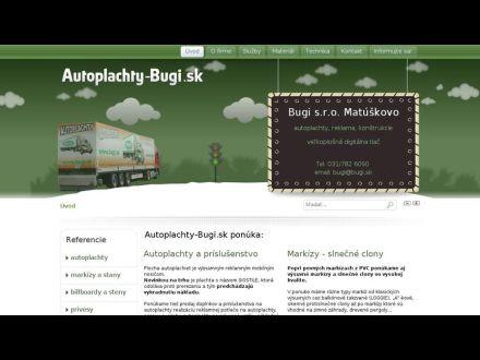 www.bugi.sk