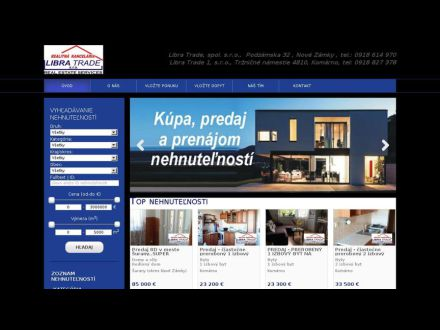 www.libra-trade.sk