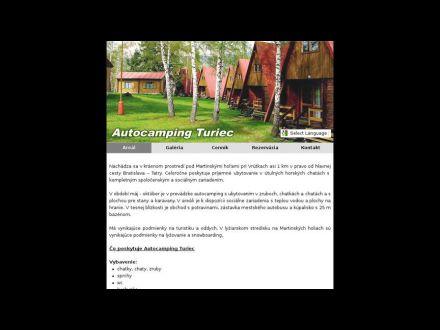 www.autocampingturiec.sk