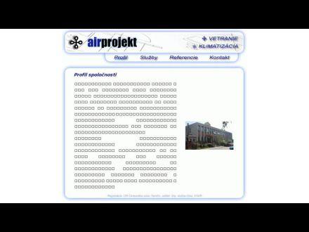 www.airprojekt.sk