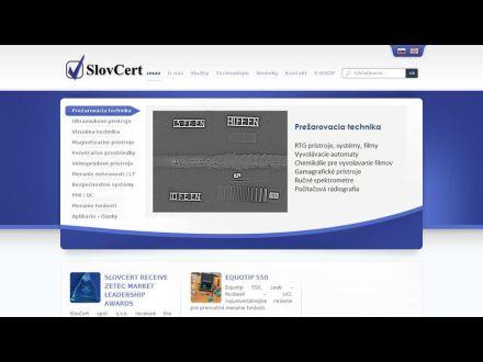 www.slovcert.sk