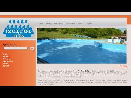 www.izolfol.sk