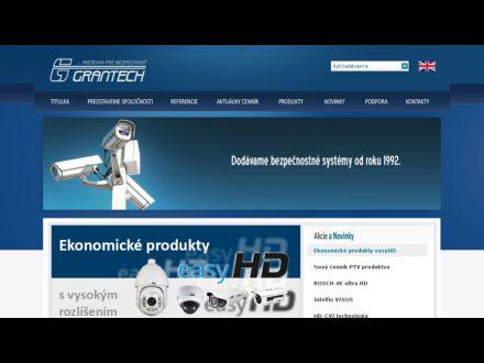 www.grantech.sk