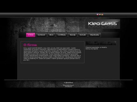 www.kleoglass.sk
