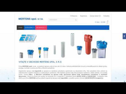 www.mertens.sk