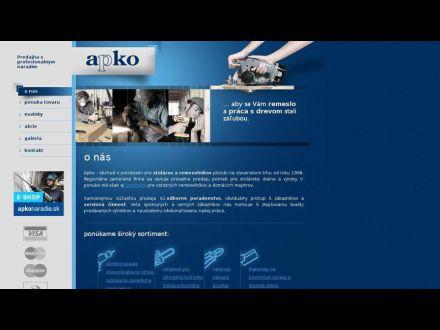 www.apko.sk
