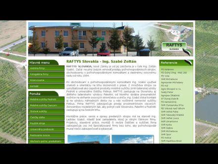 www.raftys.sk
