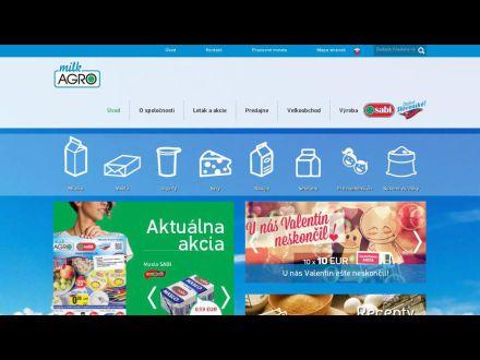 www.milkagro.sk