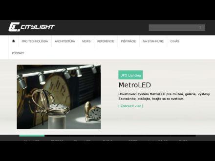 www.citylight.sk