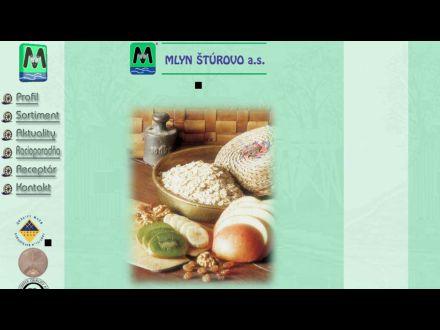 www.mlynsturovo.sk